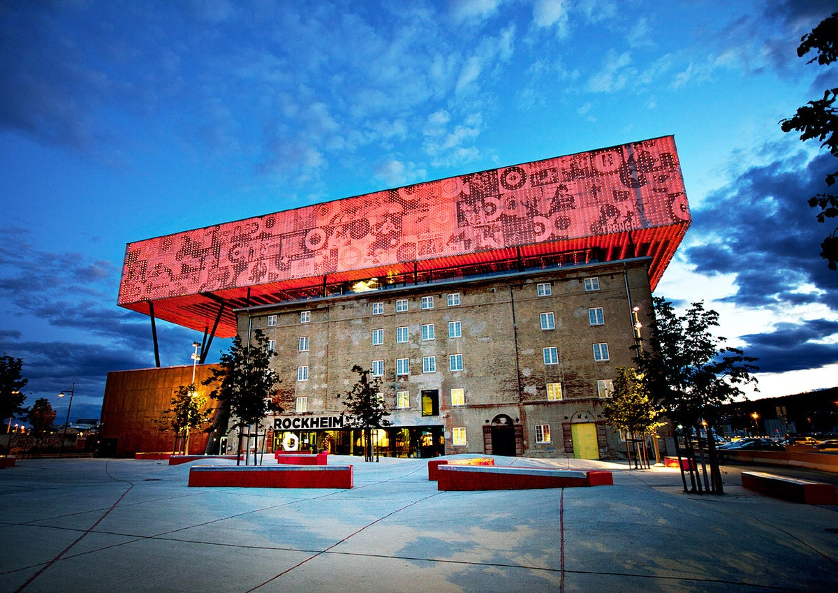 Rockheim hall of fame Trondheim