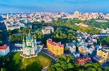 La Descente Saint-André à Kiev, 750 mètres de plaisir esthétique