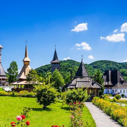 El País de la Madera en Rumania - Maramureș County