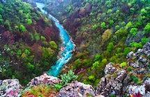 Divine Neretva River