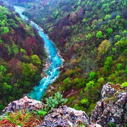 Divine rivière Neretva