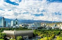 Fünf Plätze, die Sie in Almaty nicht verpassen sollten