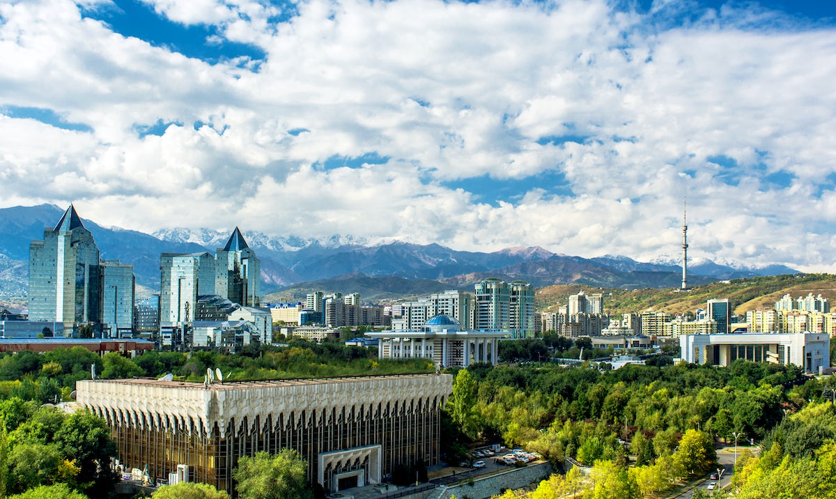 Five places not to be missed in Almaty