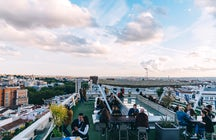 Best rooftop bars in Madrid