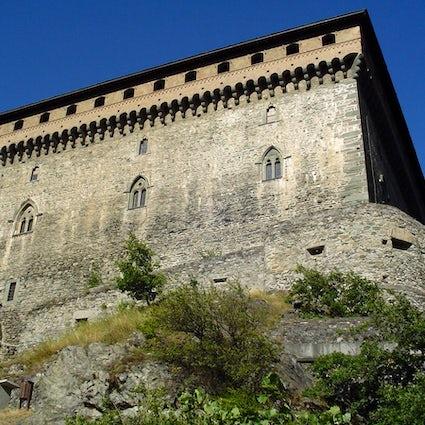 El Valle de Aosta y sus castillos