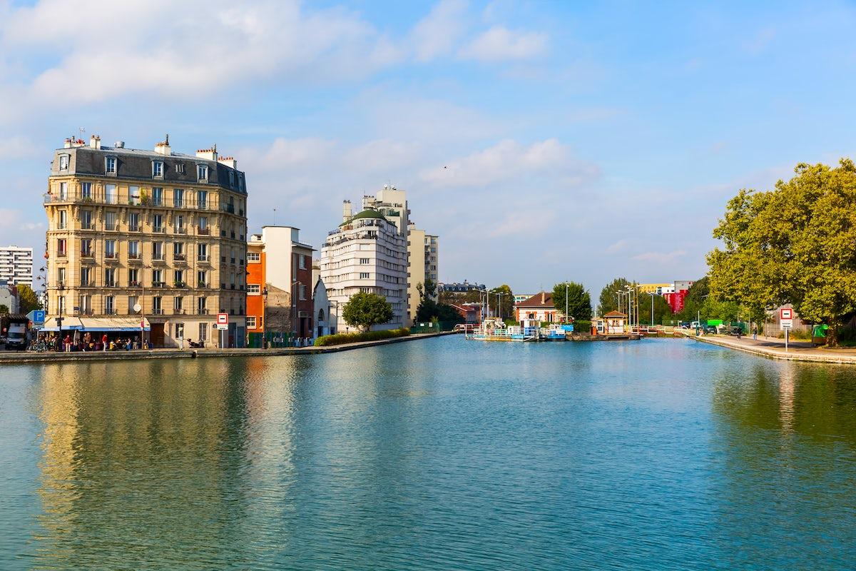 Secret corners of Paris: Canal de l'Ourcq