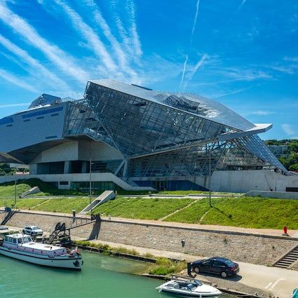 Museums in Lyon: Confluences