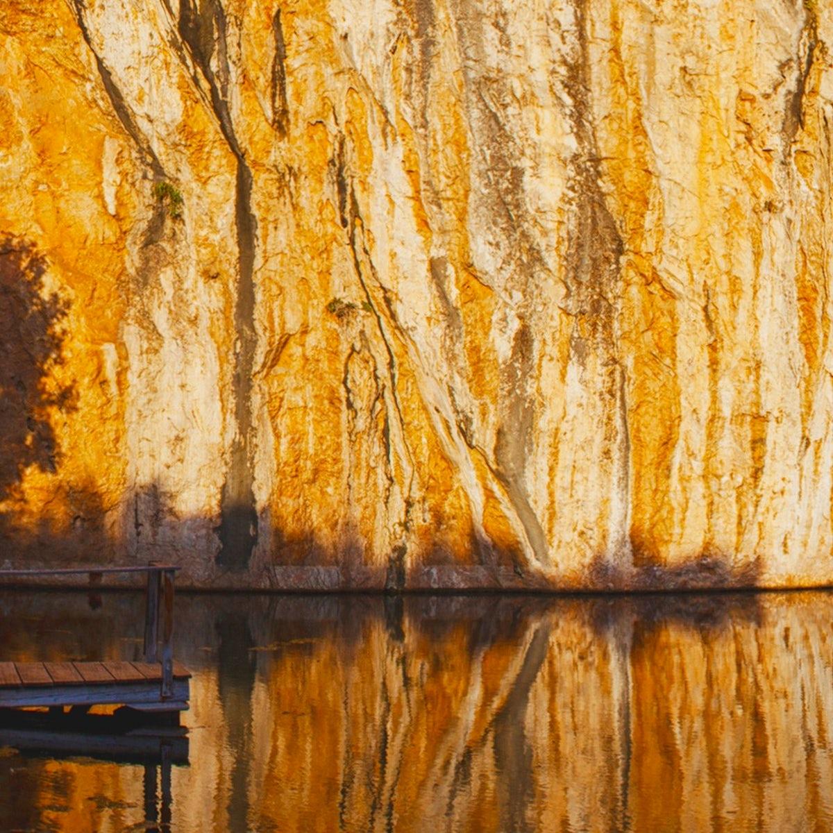 Vouliagmeni lake, Athens's wonder