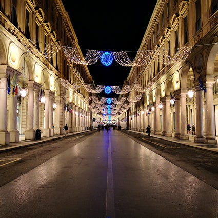 What to do in Turin at Christmas time