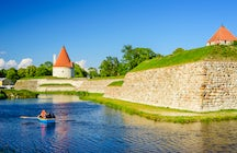 Kuressaare Castle in Saaremaa, a step into the medieval era