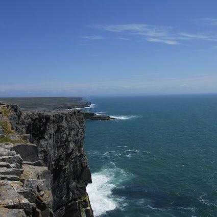 10 Tage in Irland Serie: Aran Inseln, eine Fahrradtour durch das Grüne Land von Inishmore (Inis Mór)
