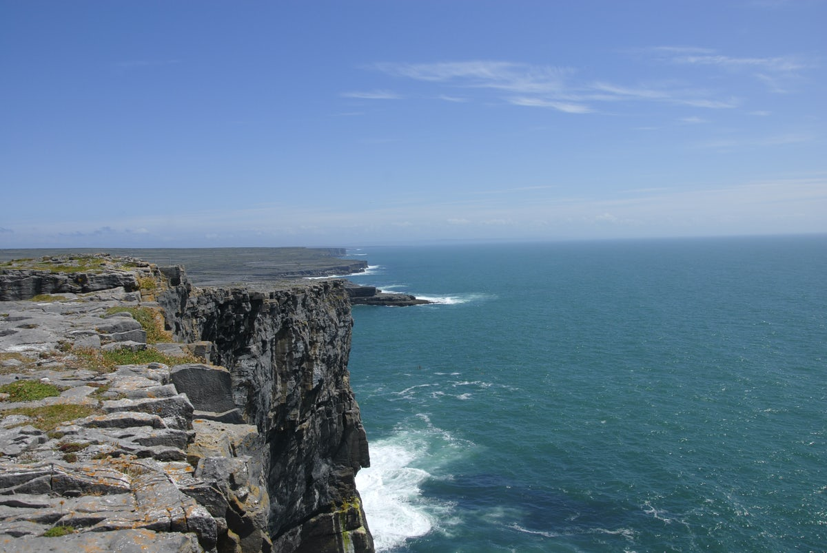 10 Days in Ireland Series: Aran Islands, A Bike Ride Through the Green Lands of Inishmore (Inis Mór)