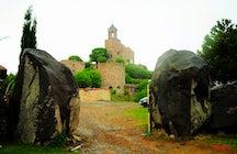 Monasterio de Shavnabada: historia y leyendas