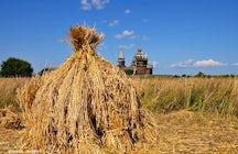 Workdays and holidays of Kizhi Island