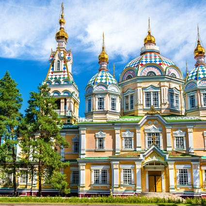 The second tallest wooden cathedral in the world – Voznesenskyi sobor