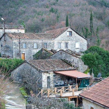 Bezoek de dorpen rond het Skadarmeer! deel II