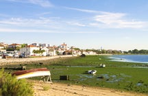 Discovering Seixal - along the bay and along the marsh