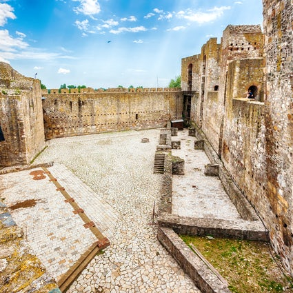 La infame historia de la fortaleza medieval de Smederevo