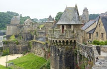 Fougères, a city where history meets literature
