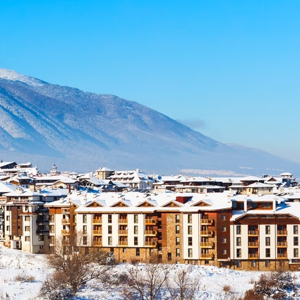 Winter holidays in Bansko, well-kept gem of Bulgaria