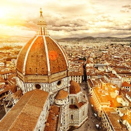 Fin de semana largo en Florencia