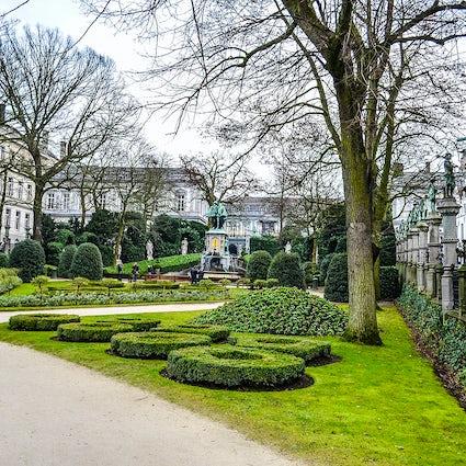 Le Quartier du Sablon en Bruselas