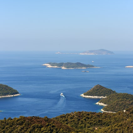 Nature Park Lastovo Islands