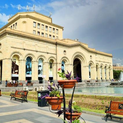 Iniziate ad esplorare l'Armenia dal suo Museo di Storia