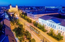 Discover Debrecen, the city of adventures