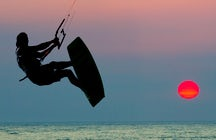 Velika Plaža – the leading Balkan and Adriatic kitesurf destination