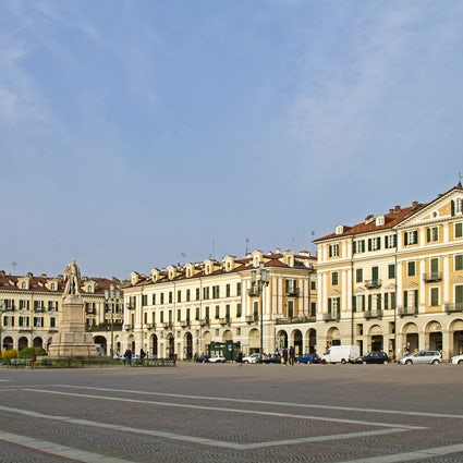 A stroll in Cuneo, Piedmont's green capital