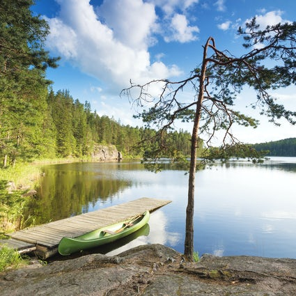 Visite o Repovesi, um parque nacional panorâmico na Finlândia