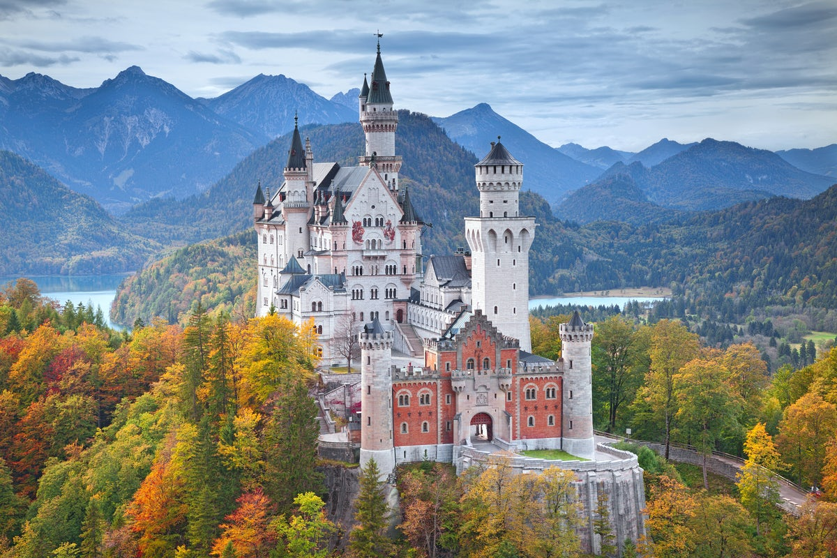 explore the medieval bavaria region