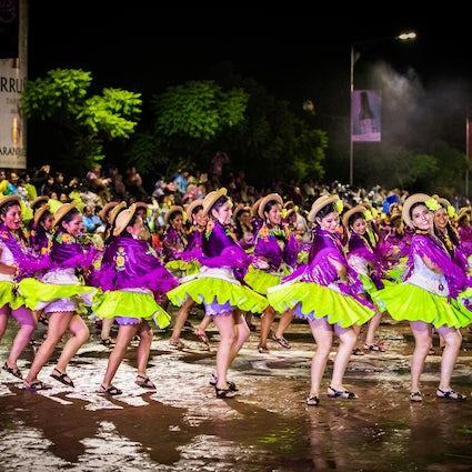 Wir feiern die Freundschaft: Compadres und Comadres in Tarija