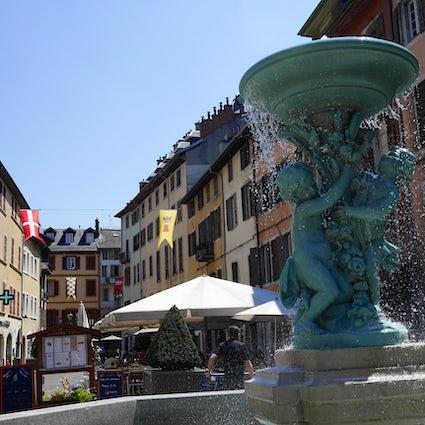 Chambéry: Die Hauptstadt von Savoyen