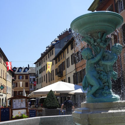 Chambéry: La capital de Saboya