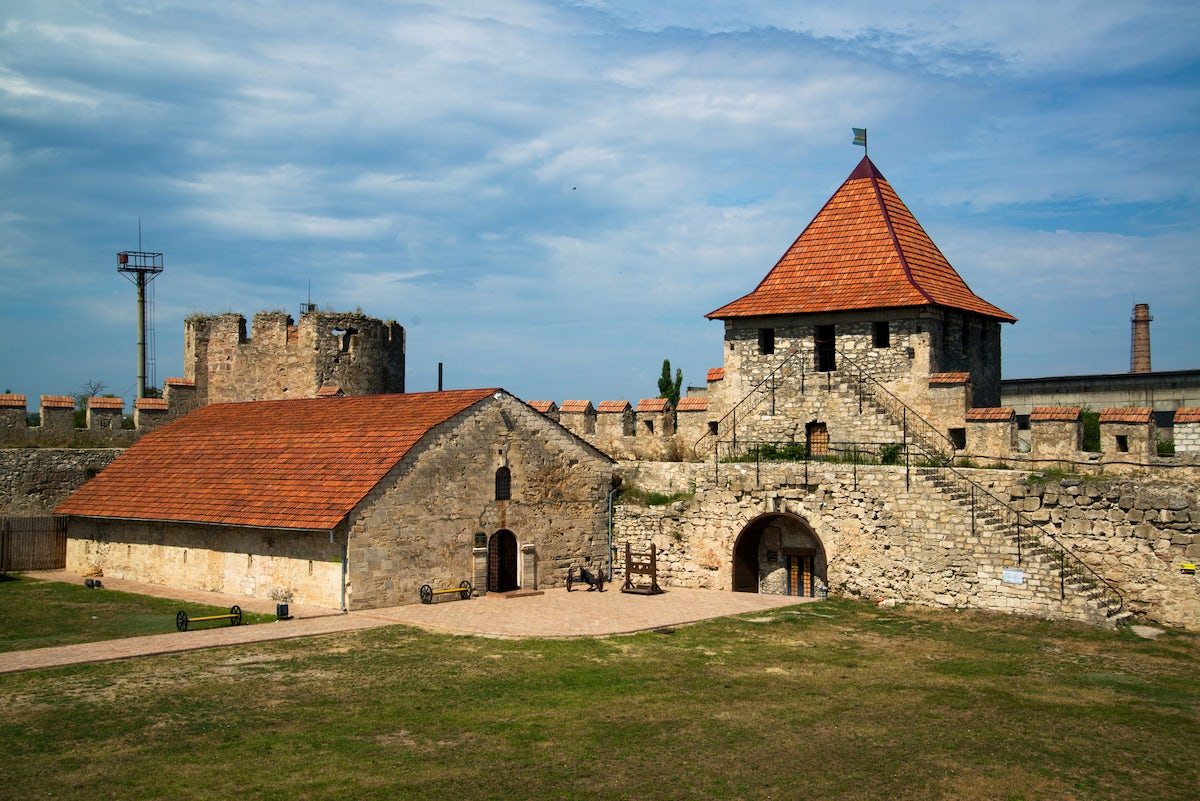 Bendery Fortress: the military heritage of Transnistria