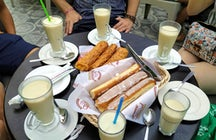 The best Horchata in Alboraya, Valencia