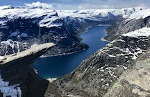 Trolltunga - Hiking to the Toungue
