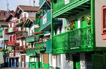 The colourful houses that saved a language from extinction