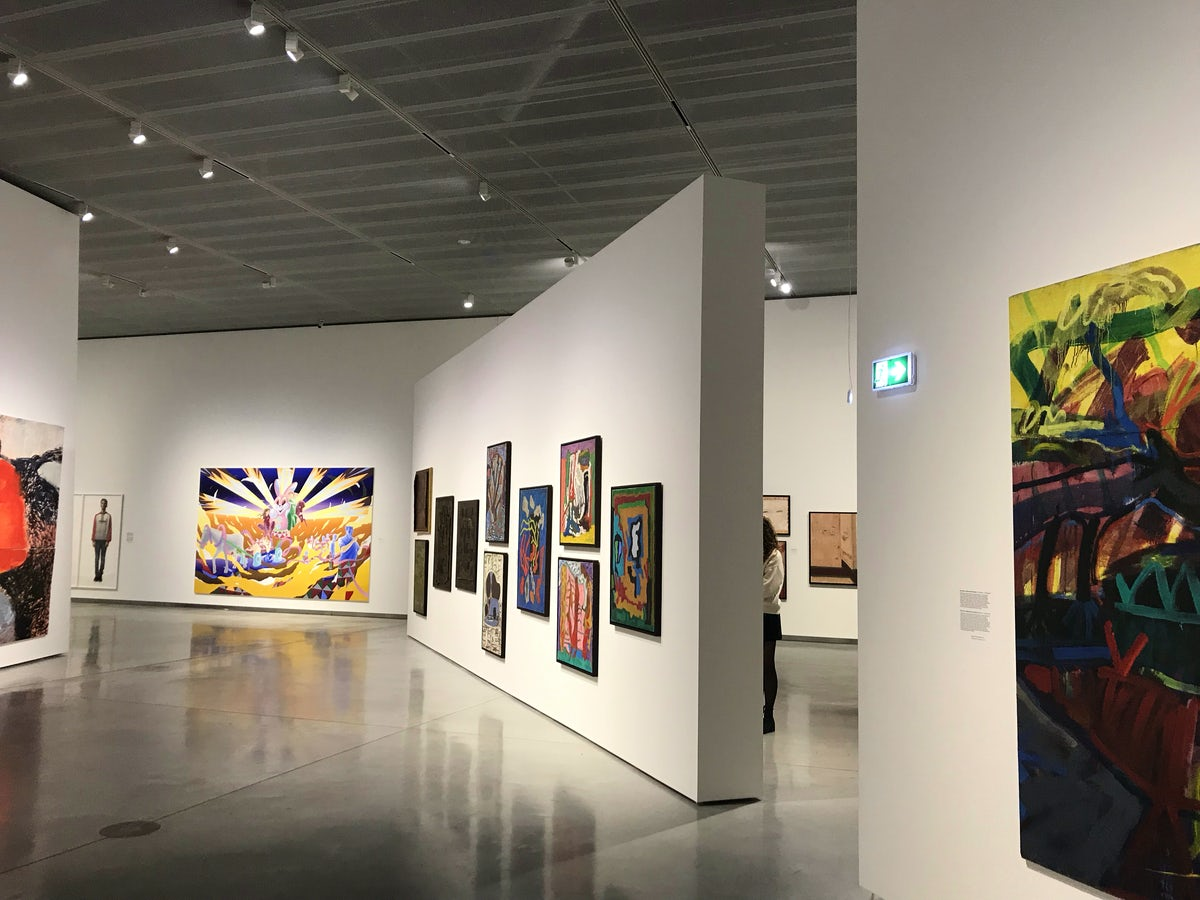 MO museum in Vilnius: a modern art preview