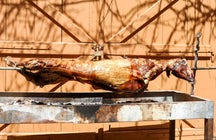 Greek Gastronomy; the Easter Lamb