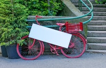 Visit Zagreb on a bicycle