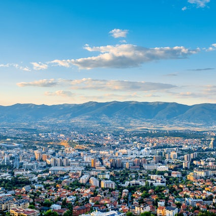 "Qué esperar si dices ""Diez"" en Skopje"