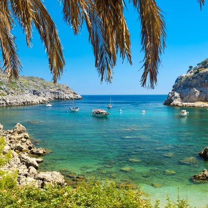Explore the capital of Dodecanese, Rhodes