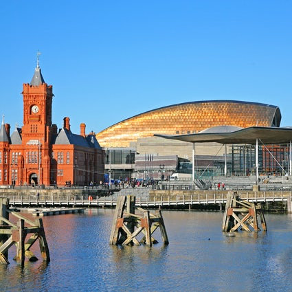 Castles and Rugby in Cardiff Part 1