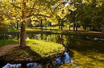 Belgrado Greenery: Park topcider