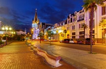Batumi – A Pearl of the Black Sea