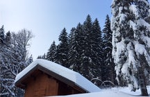 Walks around Morzine - Col de l'Encrenaz