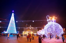 Guide to celebrating New Year in Minsk